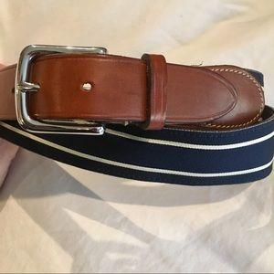 Vintage Polo Ralph Lauren Preppy Belt
